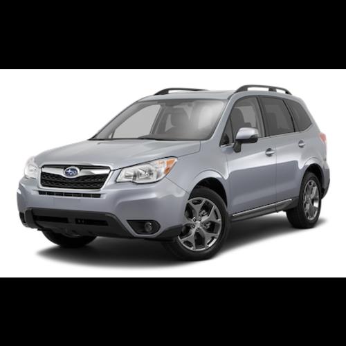 Autozonwering voor de Subaru Forester