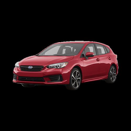 Autozonwering Subaru Impreza