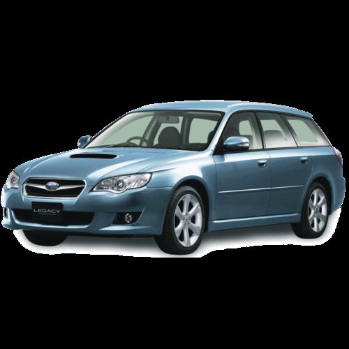 Autozonwering Subaru Legacy