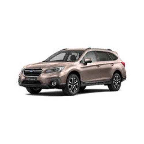 Autozonwering voor de Subaru Outback