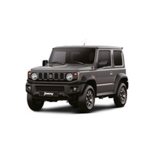 Autozonwering voor de Suzuki Jimny