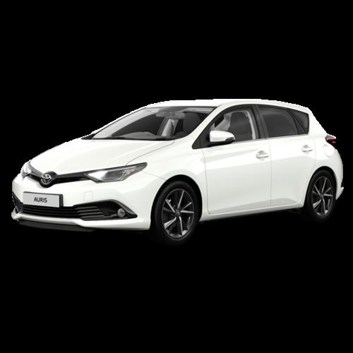 Autozonwering voor de Toyota Auris 5 deurs