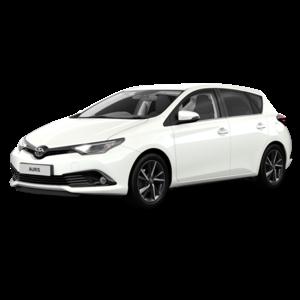 Sonniboy zonneschermen Toyota Auris 5 deurs bouwjaar 2013 t/m 2019