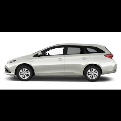 Autozonwering voor de Toyota Auris Touring Sports