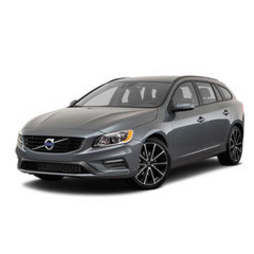 Autozonwering voor de Volvo V60