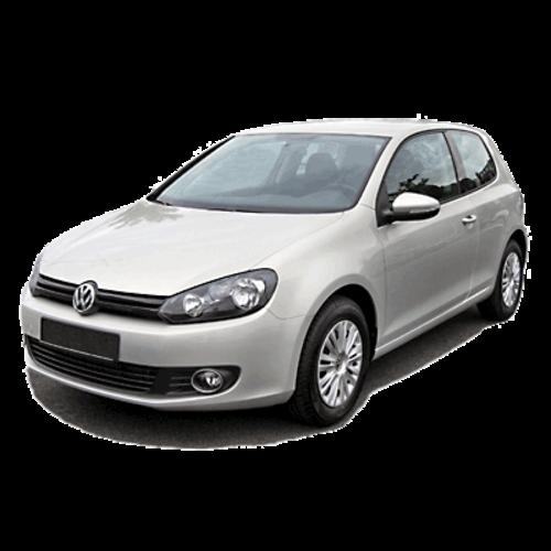 Autozonwering voor de Volkswagen Golf 6