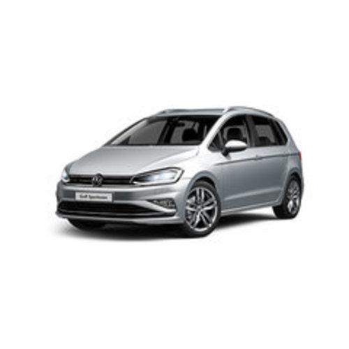 Autozonwering voor de Volkswagen Golf Sportsvan