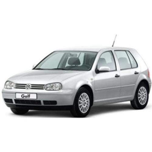 Autozonwering voor de Volkswagen Golf 4