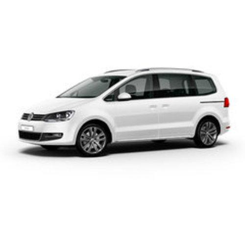 Autozonwering voor de Volkswagen Sharan