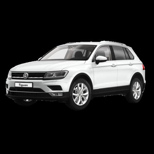 Autozonwering voor de Volkswagen Tiguan