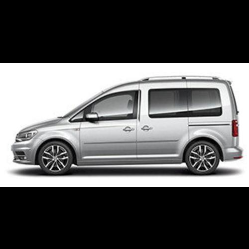 Autozonwering voor de Volkswagen Caddy Combi