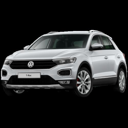 Autozonwering voor de Volkswagen T-Roc