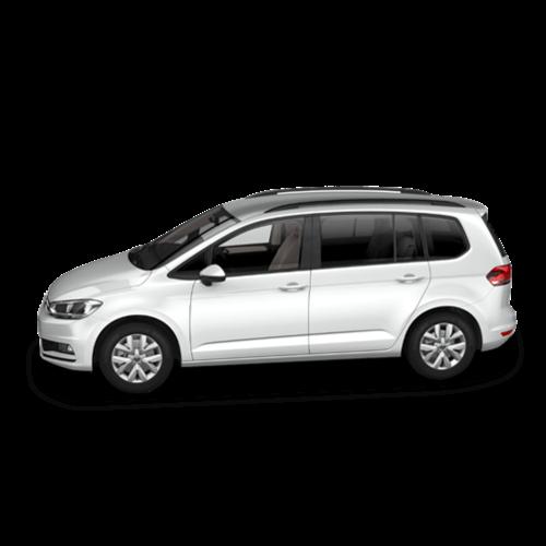 Autozonwering voor de Volkswagen Touran
