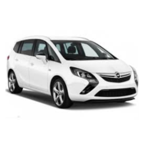 Dakdragers Opel Zafira