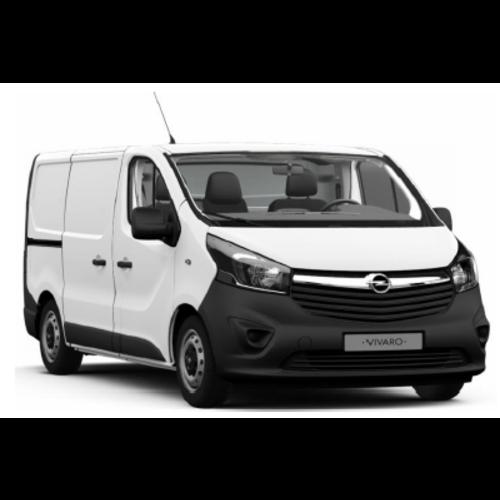 Dakdragers Opel Vivaro
