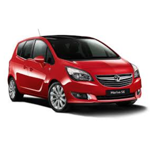 Dakdragers Opel Meriva
