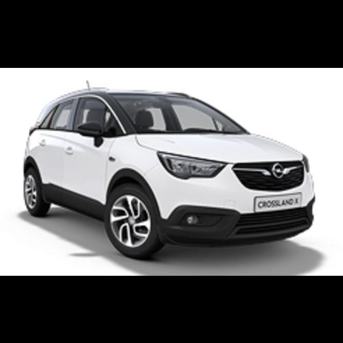 Dakdragers Opel Crossland X