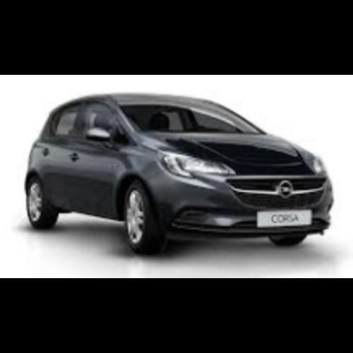 Dakdragers Opel Corsa