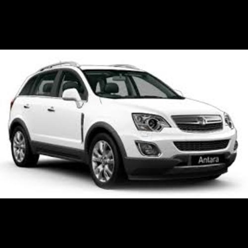Dakdragers Opel Antara