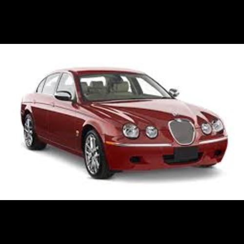 Dakdragers Jaguar S-Type