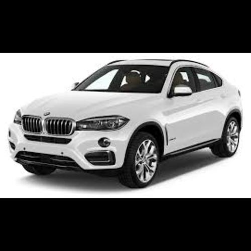 Dakdragers BMW X6