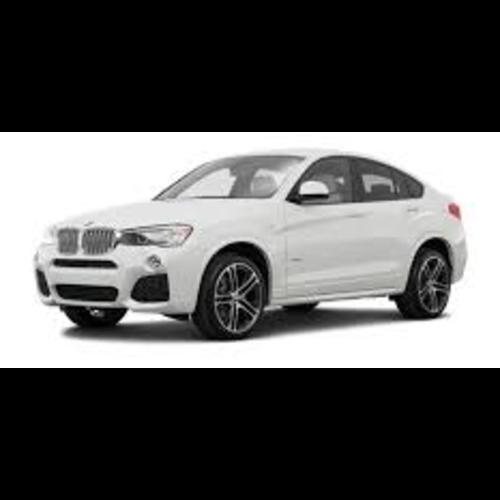 Dakdragers BMW X4