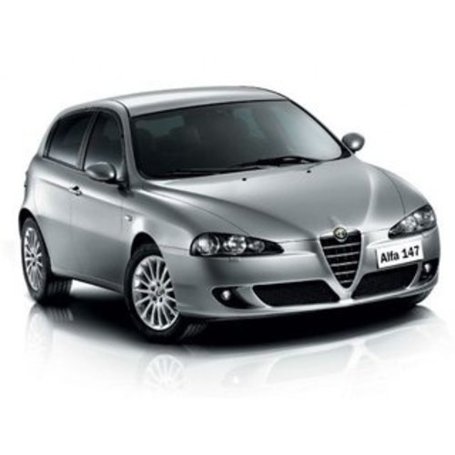 Dakdragers Alfa Romeo 147