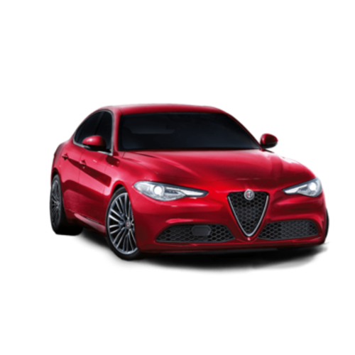 CarBags reistassen Alfa Romeo Giulia