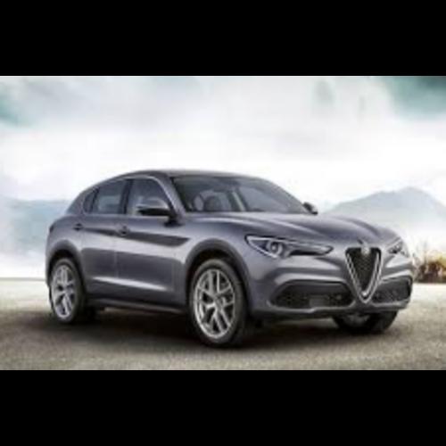 CarBags reistassen Alfa Romeo Stelvio