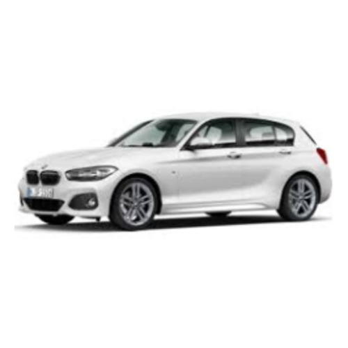 BMW 1 serie CarBags reistassenset
