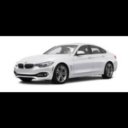 BMW 4 serie CarBags reistassenset
