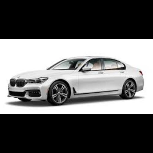 BMW 7 serie CarBags reistassenset