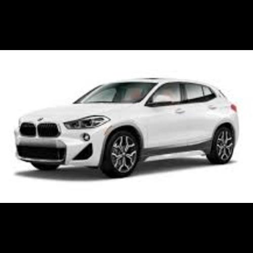 BMW X2 CarBags reistassenset