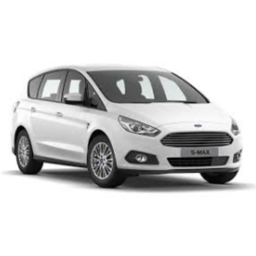 Ford S-Max CarBags reistassenset