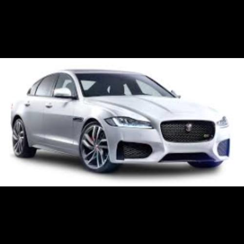 Jaguar XF CarBags reistassenset