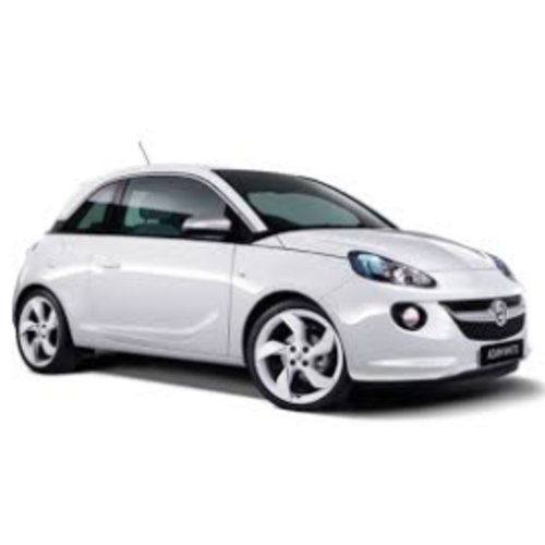 CarBags reistassen Opel Adam