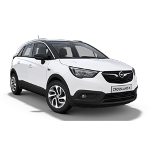 CarBags reistassen Opel Crossland X