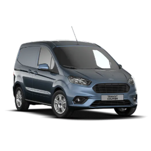 Dakdragers Ford Transit Courier