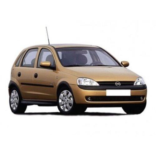 Dakdragers Opel Corsa C | bouwjaar 2000 t/m 2006