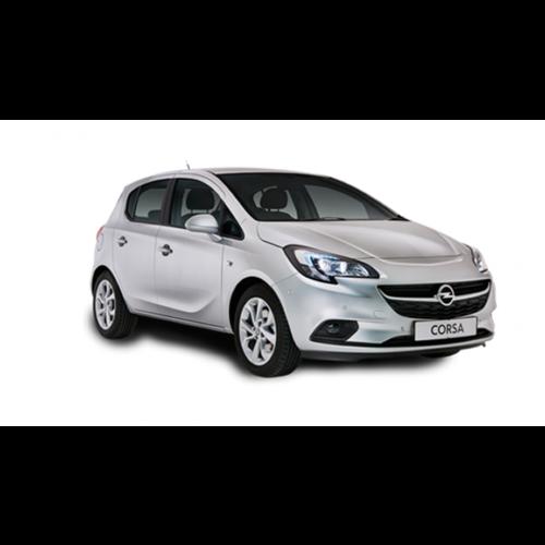 Dakdragers Opel Corsa E | bouwjaar 2014 t/m 2019