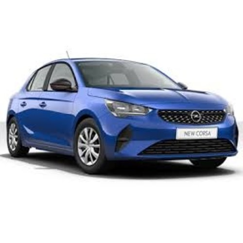 Dakdragers Opel Corsa F | bouwjaar 2019 t/m heden