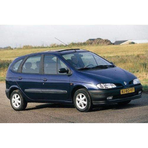 Dakdragers Renault Megane Scenic