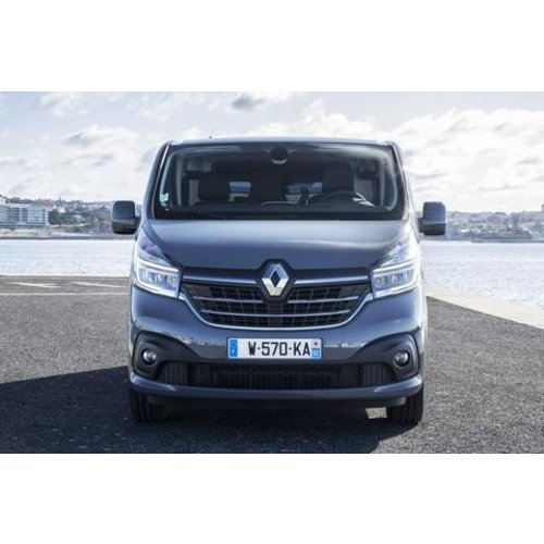 Dakdragers Renault Trafic