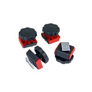 Hapro Hapro PrimiumFit T-Adapters 20mm | set van 4