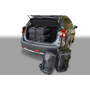 Car-Bags Suzuki SX4 | bouwjaar 2010 t/m 2013 | CarBags reistassenset