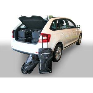 Car-Bags Skoda Rapid SpaceBack | bouwjaar 2013 t/m 2017 | CarBags reistassenset