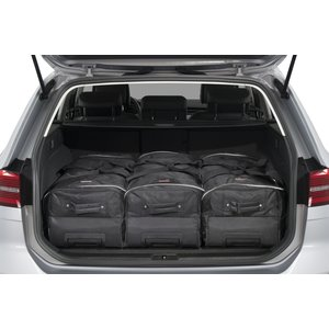 Car-Bags Skoda SuperB Sedan | bouwjaar 2002 t/m 2008 | CarBags reistassenset