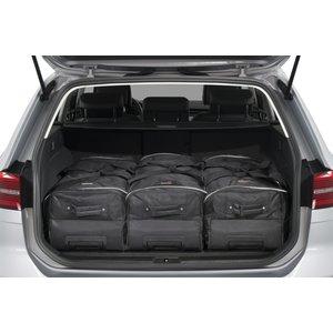 Car-Bags Skoda SuperB Sedan | bouwjaar 2008 t/m 2015 | CarBags reistassenset