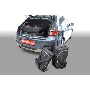 Car-Bags Renault Megane Hatchback | bouwjaar 2016 t/m heden | CarBags reistassenset