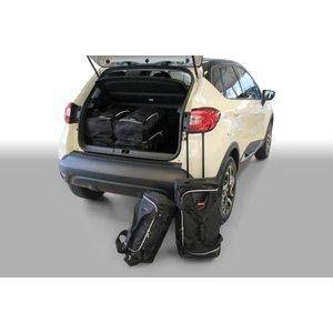 Car-Bags Renault Captur | bouwjaar 2013 t/m 2019 | CarBags reistassenset